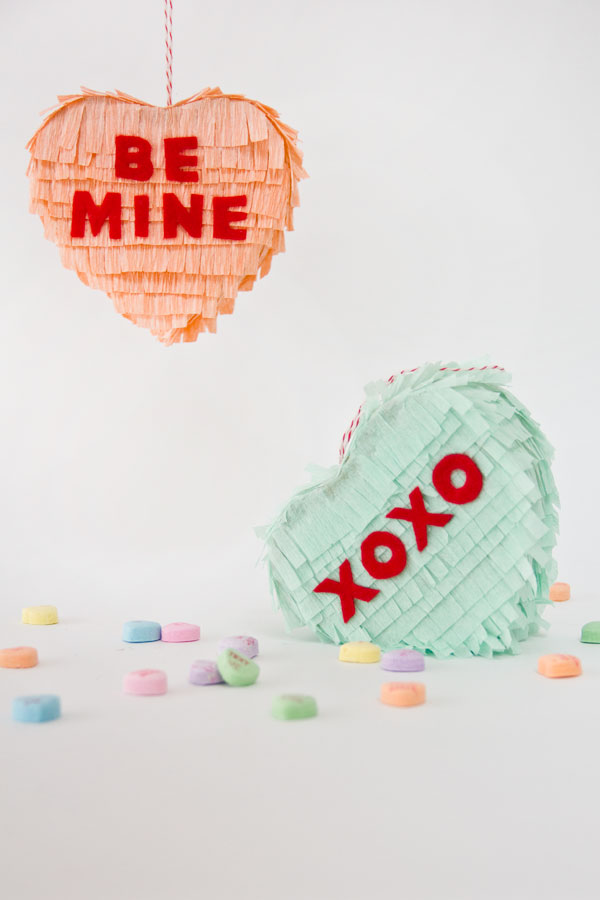 DIY-Conversation-Heart-Pinatas
