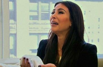 Kim-Crying